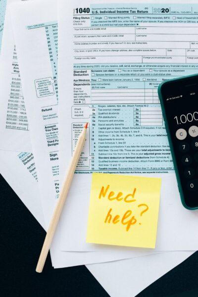 Tax Return Prep Image One