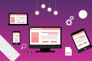 Web Page Design Graphic